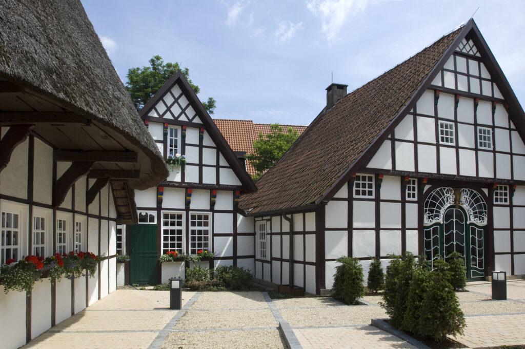 Tüöttenmuseum im Hause Telsemeyer